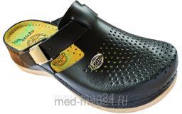 Обувь медицинская женская LEON - 900 ,размер 36, черный