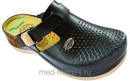 Обувь медицинская женская LEON - 900 ,размер 39, черный