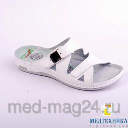 Обувь женская сандалии LEON - 955 41 Белый