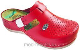 Обувь медицинская женская LEON - 900 ,размер 37, красный