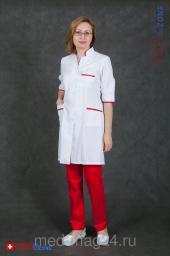 Халат медицинский женский DI-1
