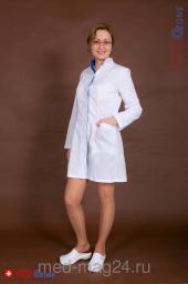 Халат медицинский женский RF-1