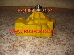 Насос водяной двигателя Komatsu 6D95L