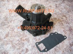 Водяная помпа двигатель Isuzu 6BB1