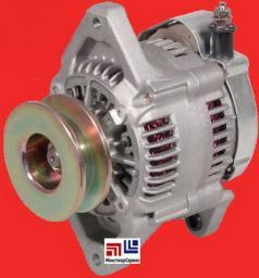 Генeратор двигателя yanmar 3TN100 для Daewoo DSL801 119836-77200 119836-77202 119836-77201