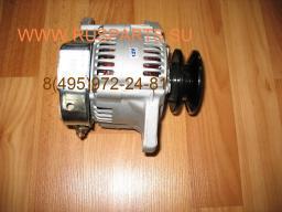 Генератор двигателя 2Z на погрузчик Toyota 02-8FD25