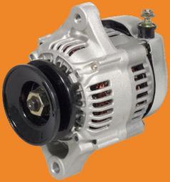 Генератор двигателя Mazda XA для погрузчика Yale GDP16 A2T36776 A002T36776 SLR4-18-300