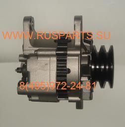 Генератор двигателя TD27-II к погрузчику Nissan FJ01 23100-02N18 LR170--405 23100-02N15