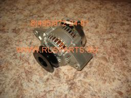 Генератор для двигателя 1DZII погрузчика Toyota 7FD15 101211-3860