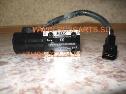 Электромагнитный клапан соленойд для погрузчика Mitsubishi FG15 NT 91A2820010 в Подольске