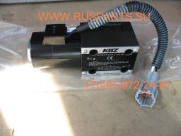 Электромагнитный клапан соленойд корбки АКПП для погрузчика Komatsu FG25 T-16