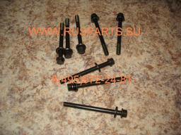 Болты головки блока цилиндров двигателей Nissan K15/K21/K25