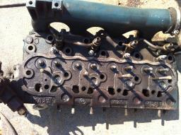 Голова блока цилиндров двигателя Kubota V2203 / V2403 Для минипогрузчика Bobcat