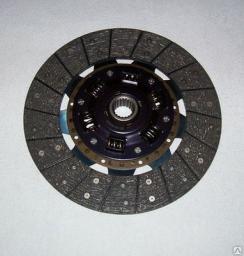 Диск сцепления на погрузчик Komatsu FD15, двигатель Isuzu C240
