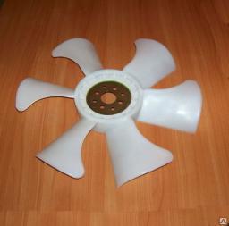 Крыльчатка вентилятора для погрузчика Toyota 5FD15 двигатель 2J