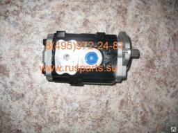 Насос гидравлический Komatsu FD20 T-16 двигатель 4D94LE 37B1KB5040