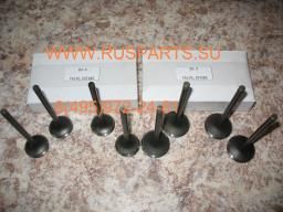 Клапаны выпускные двигателя Cummins B3.3 для погрузчиков Doosan D25 SC-5