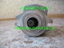 Насос гидравлики к погрузчику Hyster H3.00 DX с двигателем Yanmar 4TNE94
