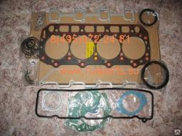 Комплект прокладок на двигатель Komatsu 4D98E