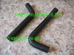 Патрубки радиатор на волжский погрузчик VP FG15.30.2