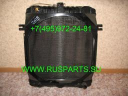 Радиатор охлаждения для погрузчика JAC CPCD50 с двигателем CY6102