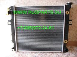 Радиатор охлаждения на погрузчик Toyota 42-6FG15 с двигателем 4Y