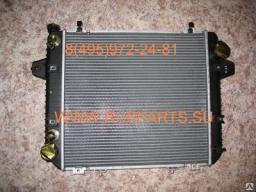 Радиатор двигателя Cummins B3.3 для погрузчика Doosan D25 S-5