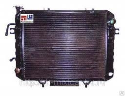 Радиатор для двигателя DС24 на погрузчик Daewoo D15 S