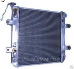 Радиатор для двигателя ISUZU 4LB1 на погрузчик TCM FHD15 Z7