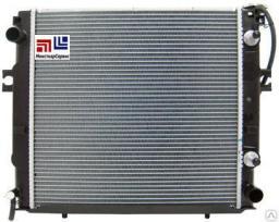 Радиатор для двигателя S4S на погрузчик Mitsubishi FD18 N