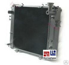 Радиатор для погрузчика Nissan 01ZFJ01M15U двигатель Nissan TD27