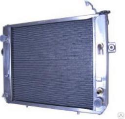 Радиатор на двигатель 4D95S для погрузчика Komatsu FD25 T-11