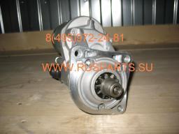 Cтартер двигателя Perkins 1104D 2873K406