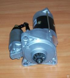 Стартер HMC D4BB на погрузчик HYUNDAI HD20 E-5