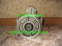 Стартер двигателя Isuzu 4FE1 (12V)