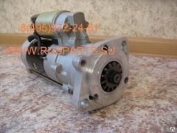 Стартер двигателя Isuzu 4HK1 (24V)