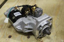 Стартер двигателя Isuzu 4HK1, 6WG1, 6SD1, 10PA1, 10PD1, 4BC2