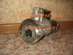 Стартер двигателя Nissan BD30 S13322