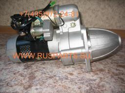 Стартер для двигателя Isuzu 6BG1T