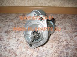 Стартер для двигателя Yanmar 4TNV88 129242-77010