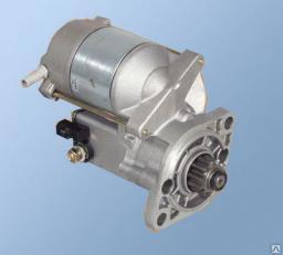 Стартер для погрузчика Terex TW70, двигатель Yanmar 4TNV98