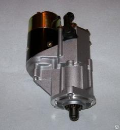 Стартер к двигателю Komatsu 4D52 128000-1002, 600-813-3240