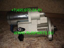 Стартер на двигатель Cummins B3.3 (12V) для погрузчика Doosan D35 S-5 D470410