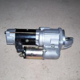Стартер двигателя 4D52 для погрузчика Komatsu FD40 T-16 YM1280001001