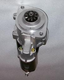 Стартер двигателя 4DQ5 для погрузчика Mitsubishi FD15 D 34466-03200, 34466-10202, 34666-15202