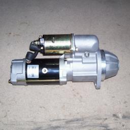 Стартер двигателя 6D95 для экскаватора Komatsu GD305 0-23000-1290 0-23000-1291 600-813-3321