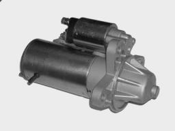Стартер двигателя D4D Volvo BL70 116-3758