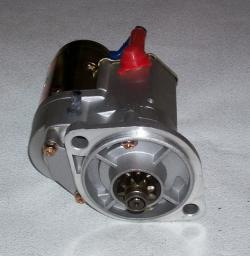 Стартер двигателя Isuzu 4BA1 5-81100-128-2. 8-94254-922-1, 894320-531-0