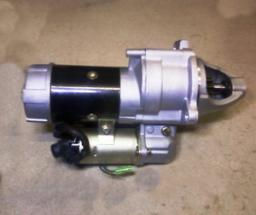 Стартер двигателя Isuzu 4BC1 119131-77010, 5-81100-128-0, 581100-128-1
