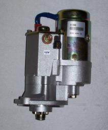 Стартер двигателя Isuzu 4HF1 8-97216-186-1, 8-98054-984-0, S25-165F, S125-163E
